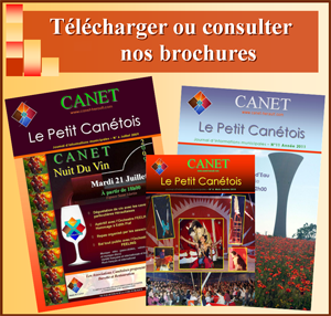 Nos brochures